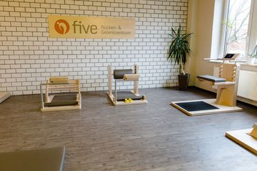 Physiofit Physio GmbH was ist five